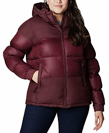 Plus Size Pike Lake II Hooded Jacket