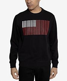 BLM Flag Men's  Sweatshirt