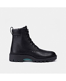 Men's City Sole Pebbled Leather Boot