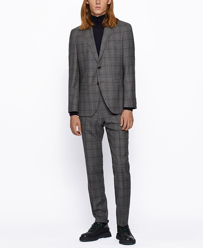 Hugo Boss - Men's Jeckson/Lenon2 Regular-Fit Suit