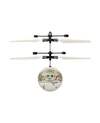 Star Wars - Mandalorian The Child Ir Ufo Ball Helicopter