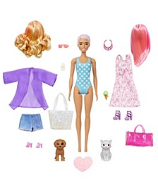 Color Reveal™ Doll and Accessories--Beach/Party
