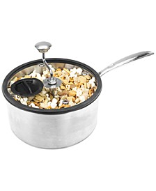 Pop 5.5-Qt. Original Stainless Steel Stovetop Popcorn Popper