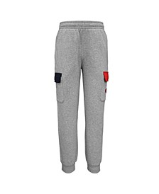 Cargo Color blocked Big Boys Jogger