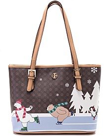 Signature Bears Tote, Created for Macy's