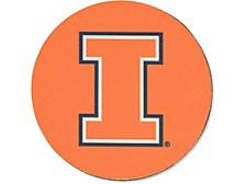 4-Pc. Illinois Fighting Illini Neoprene Coaster Set
