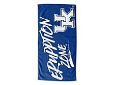 "Kentucky Wildcats 30x60 ""Buzzword"" Beach Towel"