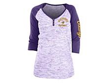 Minnesota Vikings Women's Spacedye T-Shirt