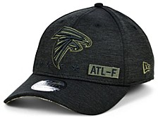 Atlanta Falcons 2020 On-field Salute To Service 39THIRTY Cap
