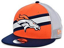 Denver Broncos Diagonal Trucker 9FIFTY Cap