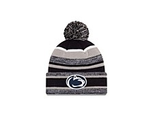 Penn State Nittany Lions Striped Marled Knit Hat