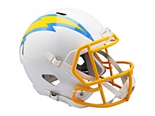 Los Angeles Chargers Speed Replica Helmet