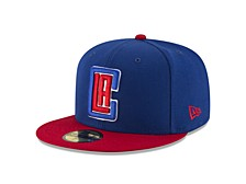 Los Angeles Clippers Basic 2 Tone 59FIFTY Cap