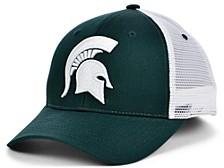 Michigan State Spartans Big Rig Mesh Cap
