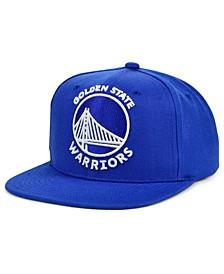 Golden State Warriors XL Color Dub Snapback Cap