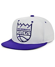 Sacramento Kings XL Logo Pop Snapback Cap