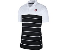 Oklahoma Sooners Men's Striped Polo