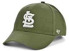 St. Louis Cardinals Olive MVP Cap