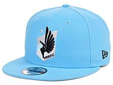Minnesota United FC Core 9FIFTY Snapback Cap