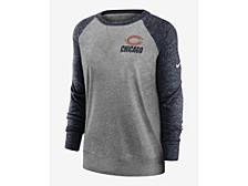 Chicago Bears Women's Gym Vintage Crew Sweatshirt