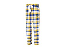 Golden State Warriors Women's Breakout Plaid Pajama Pants
