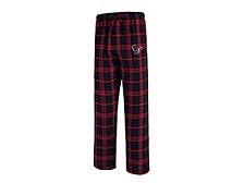 Houston Texans Men's Flannel Pants