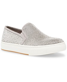 Women's Coulter Rhinestone Slip-On Sneakers