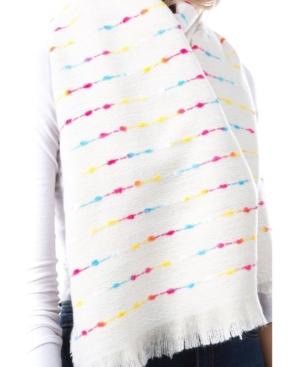 Women's Confetti Stripe Scarf