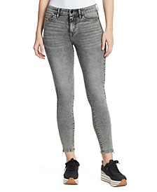 Mid-Rise Perfect Skinny Ankle Jeans