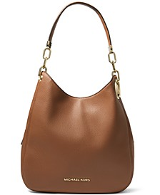 Lillie Large Chain Shoulder Tote