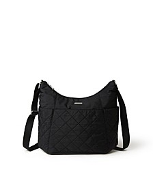 Quilted RFID Hobo
