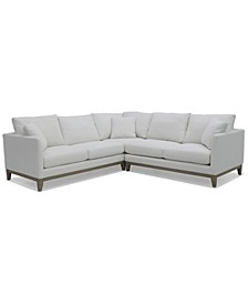 Charlett 2-Pc. Fabric Sectional, Created for Macy's