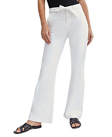 Belted Trouser Jeans
