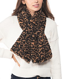 INC Sherpa Pull Through Muffler Scarf, Created for Macy's