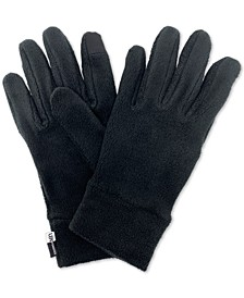 U|R Men's Washed Fleece Gloves