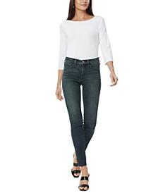 Prosperity Tummy-Control Skinny Jeans