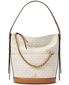 Reese Signature Shoulder Bag