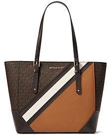Aria Large Signature Tote