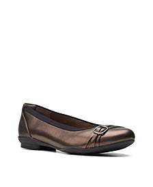 Collection Women's Sara Tulip Ballet Flat Shoes