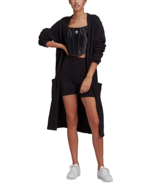 Adidas Originals Tunics ADIDAS ORIGINALS WOMEN'S LONG KIMONO JACKET
