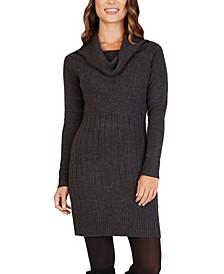 Juniors' Sweater Dress