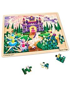 Kids Toy, Fairy Fantasy 48-Piece Jigsaw Puzzle