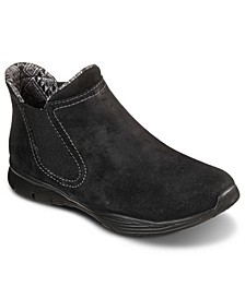 Women's Relaxed Fit Bikers - MC SGR Chelsea Boots from Finish Line