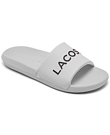 Women's Croc Slide Sandals from Finish Line