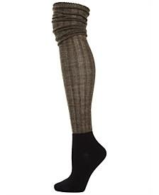 Rib Women's Over The Knee Women's Socks
