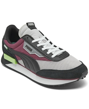 PUMA WOMEN'S FUTURE RIDER GALAXY CASUAL SNEAKERS FROM FINISH LINE