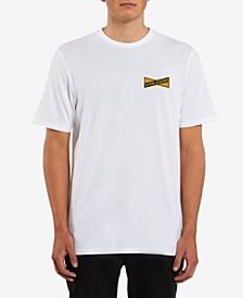 Men's Vee-Bow Logo Graphic T-Shirt