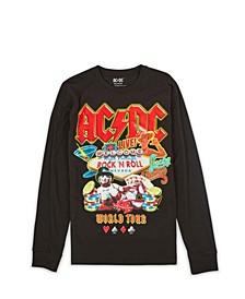 Men's Big & Tall AC DC World T-Shirt