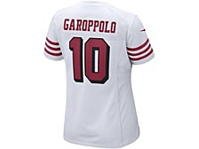 Women's San Francisco 49ers Game Jersey - Jimmy Garoppolo