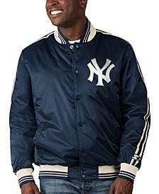New York Yankees Men's Orginator Satin Jacket